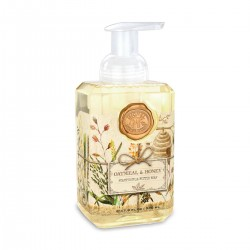 Oatmeal & Honey Foaming Soap