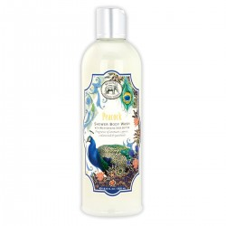 Peacock Shower Body Wash