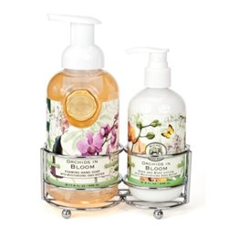 Orchids In Bloom Handcare Caddy