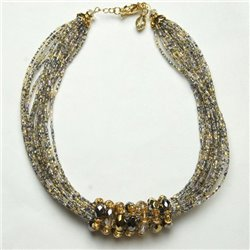 Bracelet Julia Gray Gold