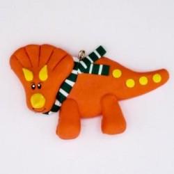 Stegosaurus (Orange)