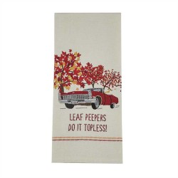 Leaf Peepers Dishtowel