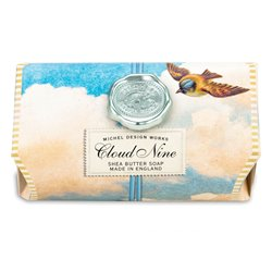 Cloud Nine Large Bath Soap Bar