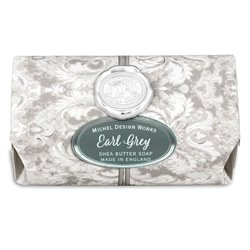 Earl Grey Large Bath Soap Bar