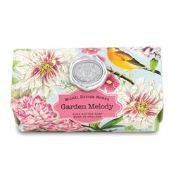 Garden Melody Lg Bath Soap Bar