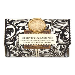 Honey Almond Lg Bath Soap Bar