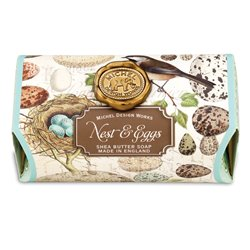 Nest & Eggs Large Bath Soap Bar