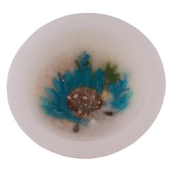 Wax Pottery White Sand Sea Salt