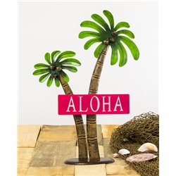 Aloha Welcome Palm