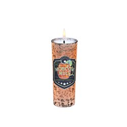 Shotglass Candle Moscow Mule