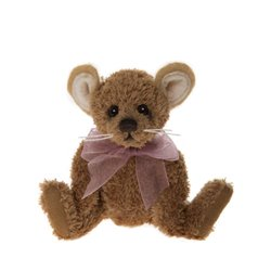 Charlie Bear Keyring Cheesecloth