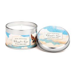 Cloud Nine Travel Candle