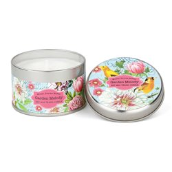 Garden Melody Travel Candle