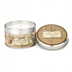 Oatmeal & Honey Travel Candle