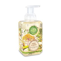 Sweet Almond Foaming Hand Soap