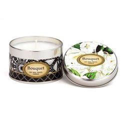 Bouquet Travel Candle