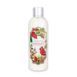 Poinsettia Shower Body Wash