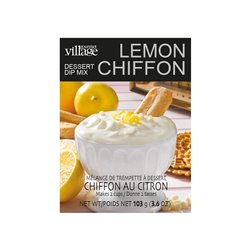 Lemon Chiffon Dip