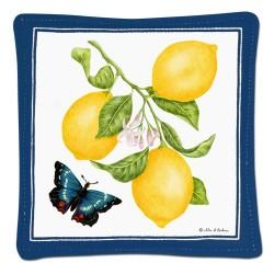 Mug Mat Lemons Set 4