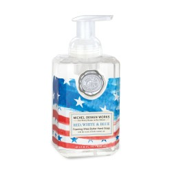 Red, White & Blue Foaming Soap