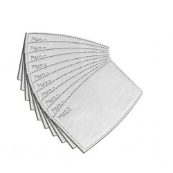 Replacement PM2.5 Filters (10 Pack)