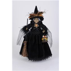 Lighted Alice Witch
