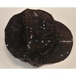 Bling It On Sequin Military Black