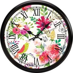 Confetti Kitchen Clock