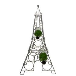 Bottle Holder - 28 x 15 x 8 Eiffel Tower