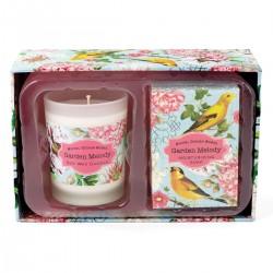 Gardem Melody Candle & Soap Set