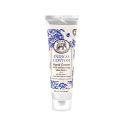 Indigo Cotton Hand Cream 1oz