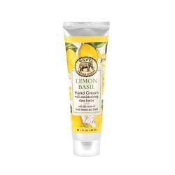 Lemon Basil Hand Cream 1oz
