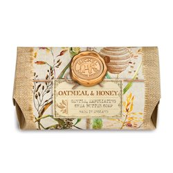 Oatmeal & Honey Lg Bath Soap Bar