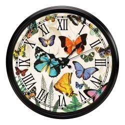 Papillon Kitchen Clock