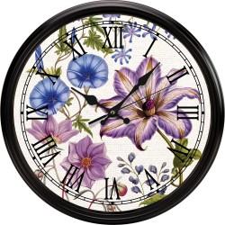 Rhapsody Kitchen Clock