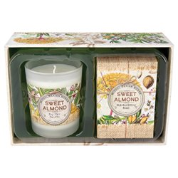 Sweet Almond Candle & Soap