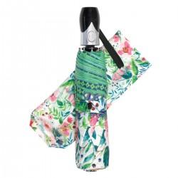 Wild Berry Blossom Trvl Umbrella