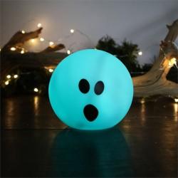 LED Halloween Ghost Ball