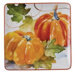 Harvest Pumpkin Platter