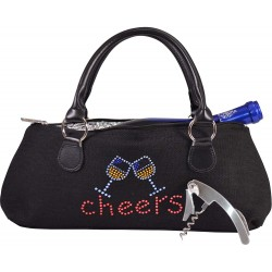 Cheers Wine Clutch