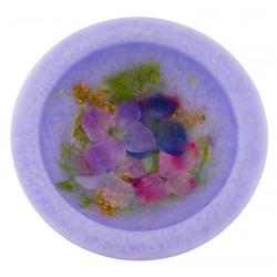 Wax Pottery Vessel Hydrangea