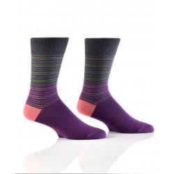 Men's Crew Socks Stripe