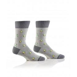 Men's Crew Socks Hula Girl