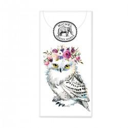 Garden Party Owl Pocket Tissues