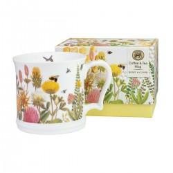 Honey & Clover Coffee & Tea Mug