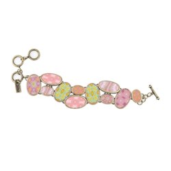 Pink Salt Cobblestone Bracelet