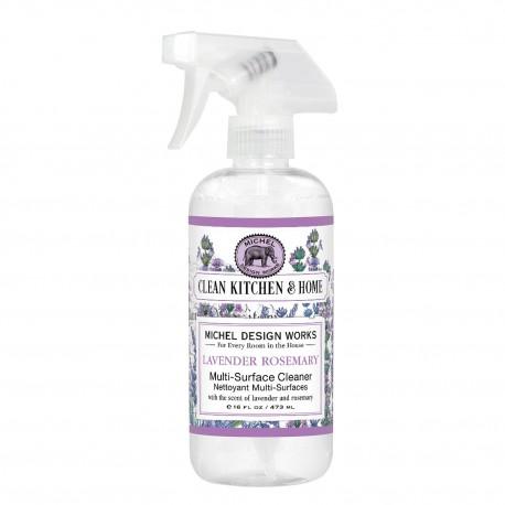 Lavender Rosemary Multi Surface Cleaner