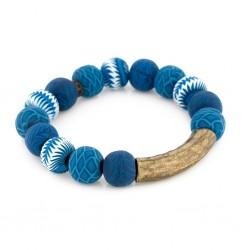 Navajo Blue Fraya Bracelet