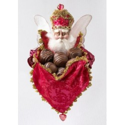 Mark Roberts Valentine Fairy with Sweet Shop USA Truffles
