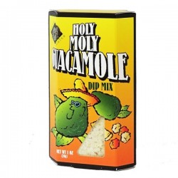 Holy Moly Guacamole Dip Mix
